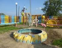 фонтан старые айбеси