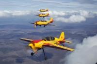 пилотажная группа первый полет