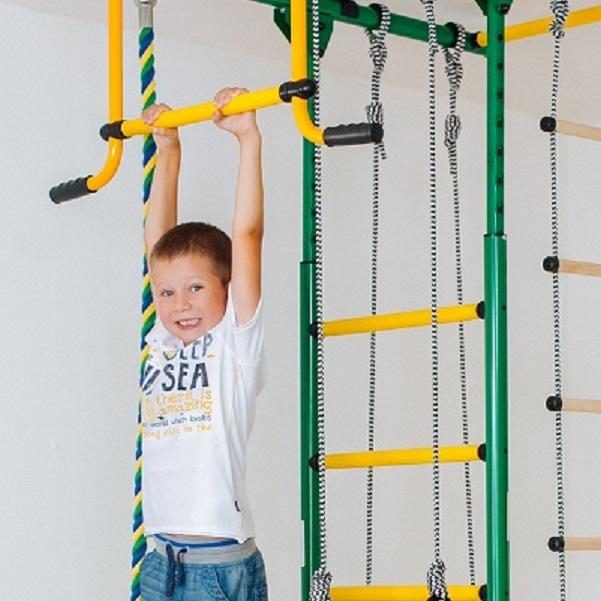 Детский спортивный комплекс в квартиру