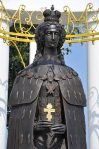 императрица мария памятник