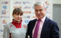 н. федороова и Омар Муртузалиев