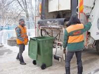 мусорный евроконтейнер