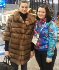 Саша с Исинбаевой2