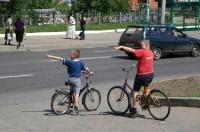 дети вело