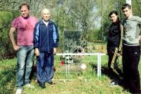 фото с могилы Ивана Поликарпова
