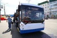 _троллейбус  Павлов