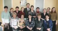 Встреча выпускников - слесарей-сборщиков ГПТУ № 1г. Чебоксары (2010 год)
