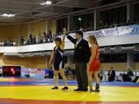 Вероника Чумикова (слева) на турнире в Новочебоксарске.Фото с сайта cap.ru