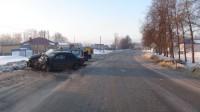 Это ДТП в Моргаушском районе произошло по вине пьяного водителя.