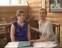 Елена Кизякова рассказывает о 13-летней Кате. Фото с видео videopassport.ru