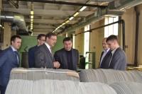Тема импортозамещения актуальна и для сенатора, и для наших промышленников. Фото cap.ru