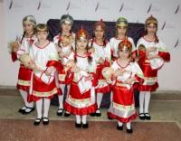 У юных артисток из ансамбля чувашского танца «Канаш» (Нижнетавдинский район) победы еще впереди.