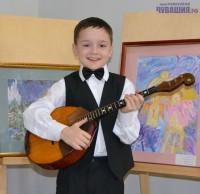 Давид Павлов – один из победителей музыкального конкурса.