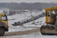 В прошлом году в республике построено 23,5 км автодорог.Фото Олега МАЛЬЦЕВА из архива редакции