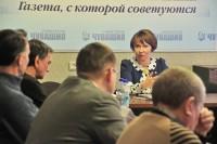 О бюджете министр финансов может рассказать много интересного.Фото Олега МАЛЬЦЕВА