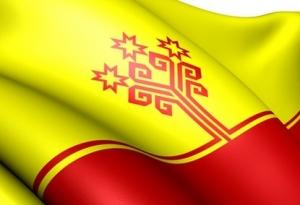 флаг чувашии картинки