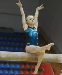 Полина Федорова. Фото sportgymrus.ru