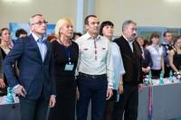 Марианна Масленникова (слева) и Оксана Дьячук справились с ролью хозяек чемпионата.Фото Максима ВАСИЛЬЕВА