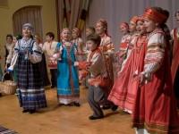 Обрядовые песни не просто поются, а «играются» как пьесы.Фото Чебоксарской детской школы искусств № 2