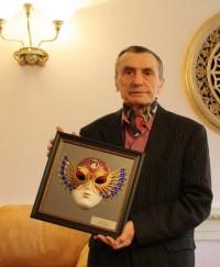 Валерий Яковлев считает награду оценкой работы всего театра.Фото из архива театра