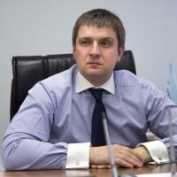 Руководитель банка ВТБ в Чувашской Республике Дмитрий Фомин.Фото Никиты ПАВЛОВА