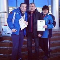 На фото (слева направо) Анастасия Тарасова, Николай Петров, Елена Карпова. Фото с сайта vk.com