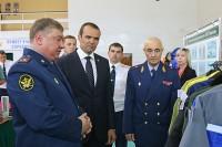 Александр Робота рассказал о новых видах продукции производственного сектора управления.