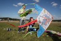 Юные авиамоделисты тоже примут участие в фестивале.Фото с сайта zmeuga.ru