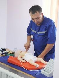 Даже такой «младенец» требует особой осторожности. Фото www.cap.ru