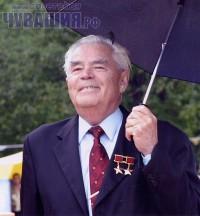 3 июля 2004 года. А.Г. Николаев – главный судья Всероссийских летних сельских спортивных игр в Чебоксарах.  Фото из архива редакции