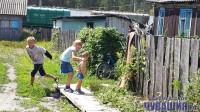 Детям СМП пока не до взрослых проблем. Фото Евгении АЛЕКСЕЕВОЙ
