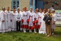 Молодежь поддерживает в ансамбле народные традиции. Фото из архива Ассоциации чувашей Тюменской области