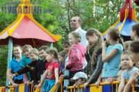 К юбилею Новочебоксарск получит около 40 игровых и спортивных площадок. Фото Олега МАЛЬЦЕВА