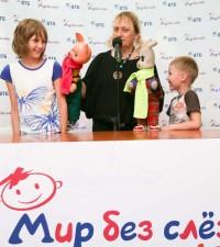 Наталья Голубенцева почти полвека говорит за Хрюшу и Степашку. Фото Никиты ПАВЛОВА