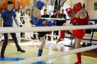 Киношный выкрик «кья» на ринге необязателен. Фото ФХЧ