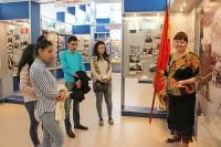 Армянским студентам понравились чебоксарские музеи. Фото cap.ru