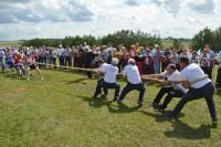 Перетягивание каната – битва силы и характера. Фото www.cap.ru