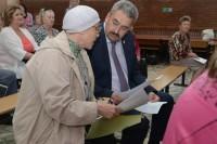 Частные проблемы решаются в частном порядке, после «официальной части». Фото www.cap.ru