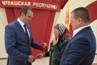 Более трех лет мать Ивана Быкова считала сына без вести пропавшим. Фото cap.ru