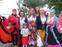 Колоритный праздник в Козловке. Фото cap.ru