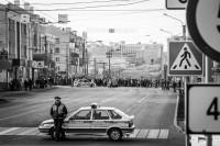 Там, где нельзя, машины не проедут.Фото Максима ВАСИЛЬЕВА из архива редакции