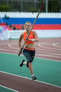 Анжелика Сидорова безоговорочно выиграла чемпионат. Фото Максима ВАСИЛЬЕВА