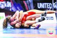 Сплетение рук, ног и спортивных страстей.Фото ФСБР