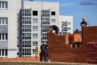 В «Университетском-2» возведут высотки с видом на Волгу.Фото Никиты ПАВЛОВА