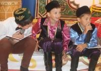 И мальчишкам интересна духовная музыка.