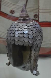 Шоколадную тухъю сделали специально для Чебоксар.Фото Чувашского национального музея