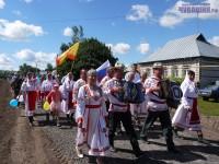 Такие дороги в этом году построят еще в 10 деревнях Ядринского района. Фото Лилии Петровой