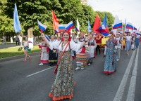 Фестиваль «Родники России» стал визитной карточкой Чувашии.Фото из архива редакции