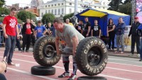 Такая штанга весит 300 кг.Фото cap.ru и РК «Молот»