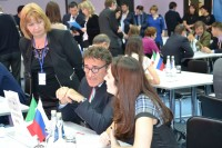 Будущие совместные проекты рождались в ходе делового общения.Фото cap.ru